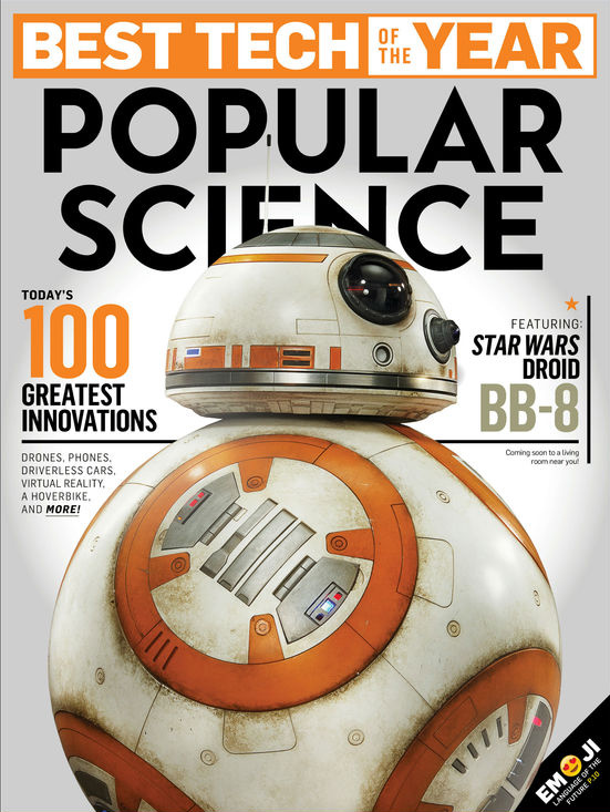 Popular Science Best of Whats New - Eargo
