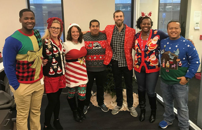 Eargo Christmas Shirt Contest