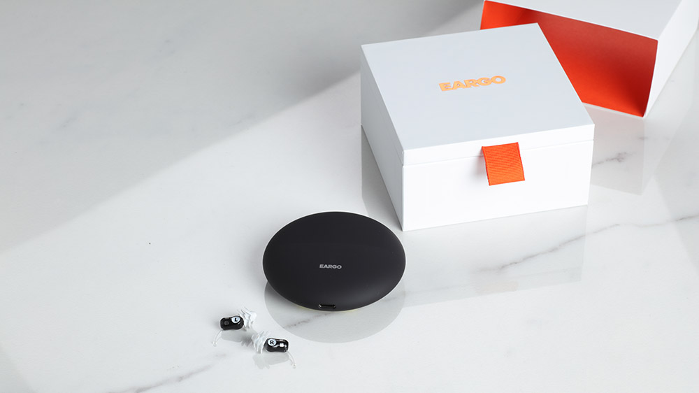 Eargo Neo sleek package